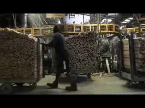 Jack Daniels - Barrel Making 2013 Music Videos