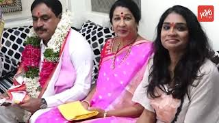 Errabelli Dayakar Rao Family Performs Special Pooja before Taking Oath as Telangana Minister |YOYOTV