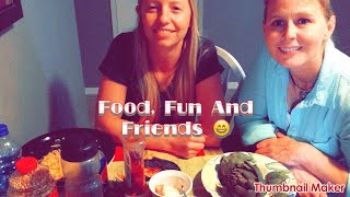 Food, Fun And Friends ($1.00 Meal)