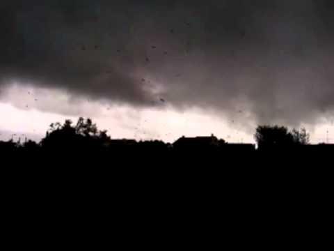 Tornado Ferreira do Z�zere