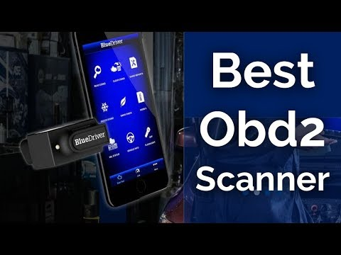 Top 7 Best OBD2 Scanners 2018 (Reads ABS,SRS Airbag)