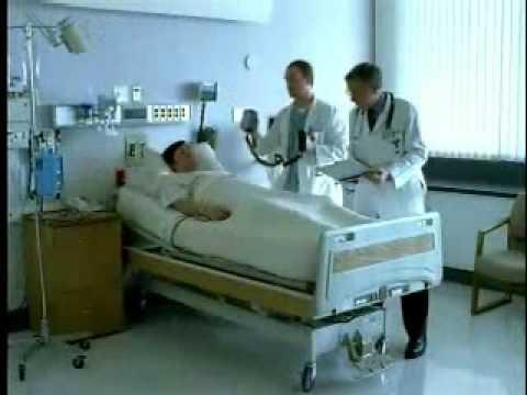 Случай в больнице. Я ржал!