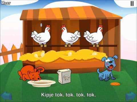 Poesje mauw liedje - Kinderliedjes #1 App