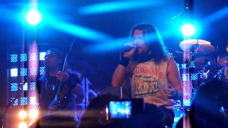 Sonata Arctica- The Last Amazing Grays @ O2, Islington