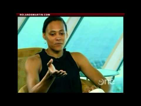 WASHINGTON WATCH EXCLUSIVE: Marion Jones Discusses Her Steroid Use