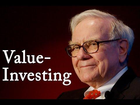 Investieren Wie Warren Buffett - Was Ist Value Investing ? Aktien Und Börse.