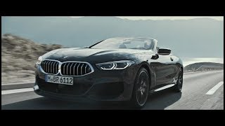 2019 BMW 8 Series Convertible - Promotion Movie