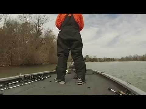 Lake Dardanelle Bass Fishing 03 22 14