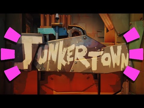 Overwatch - NEW MAP JUNKERTOWN PREVIEW