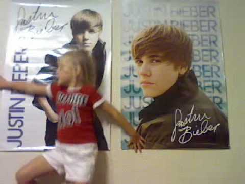 Justin Bieber Cover runaway Love  By My 5 Year Old !!! video