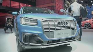 Audi Stand at Auto Shanghai 2019