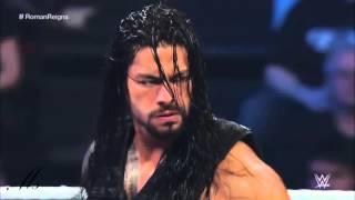 WWE Roman Reigns Tribute 2015