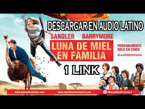 Descargar Luna de Miel en Familia En Audio Latino (1 LINK) 2014