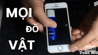 [ ẢO THUẬT ] LẤY MỌI ĐỒ VẬT RA KHỎI ĐIỆN THOẠI | Free | No App | Tuan MG