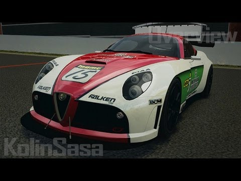 Alfa Romeo 8C Competizione Body Kit 1