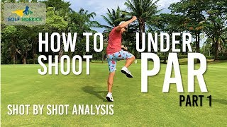 How to Shoot 71 - Shot by Shot Mental Game Under Par - Part 1