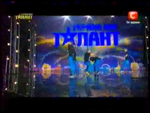 украина мае талант 4 Днепропетровск UEF танцоры.mov