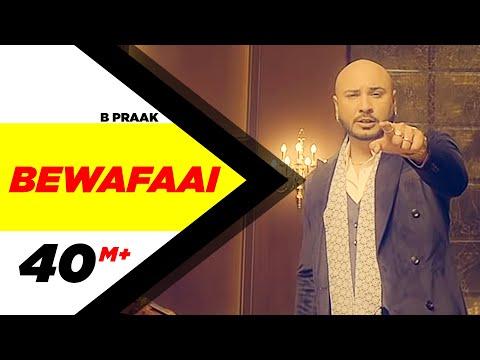 Bewafaai   Full Song   B-Praak   Gauhar Khan   Jaani   Arvindr Khaira   Anuj Sachdeva  Speed Records