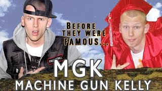 MGK | Before They Were Famous | MACHINE GUN KELLY