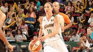 2015 WNBA All-Star Top Plays: Sue Bird