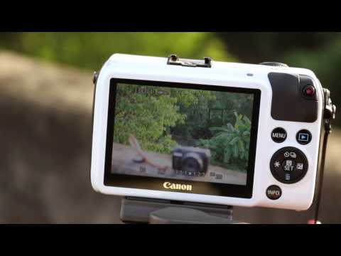 Canon EOS M New Firmware Auto Focus Test