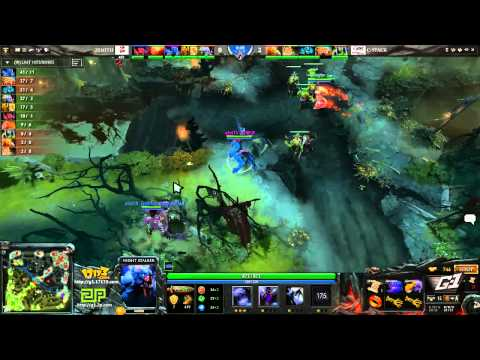 G-1 League Phase 3 - Zenith vs C-Stack Game 2