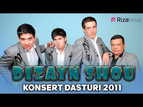 Dizayn jamoasi - Erkakcha ertak konsert dasturi 2011