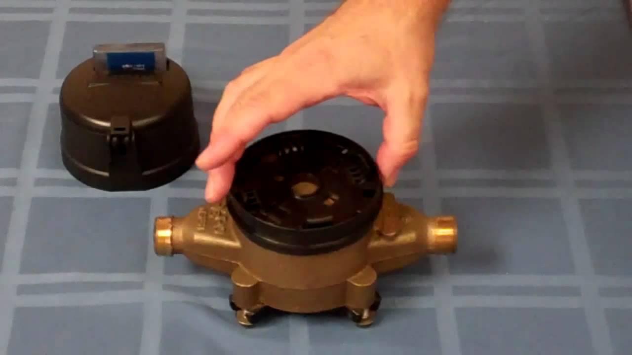 neptune t 10 water meter manual
