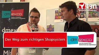 Der Weg zum richtigen Shopsystem [dmexco 2014]