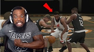 MY FIRST ROOKIE SHOWCASE GAME! NBA 2K20 MyCareer Ep 8