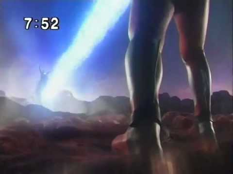 Ultraman Nexus vs Pedoleon Guros