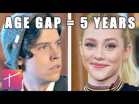 Cover Lagu The Cast Of Riverdale Real Name And Age