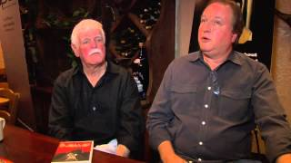 LOVE AND OTHER STUNTS interview with Joe O'Connell & stuntman Gary Kent - It Came From Dallas 2013