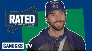 Rated Over/Under with Erik Gudbranson