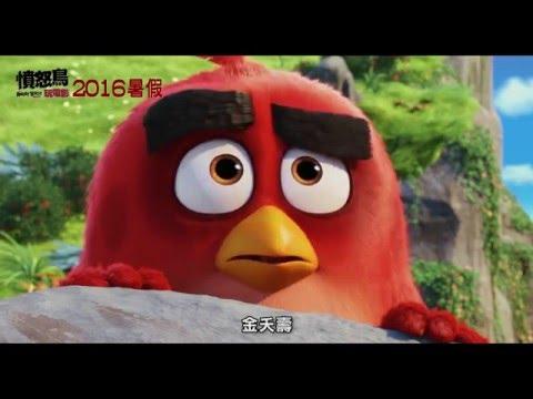 憤怒鳥玩電影 - 神鷹現身版預告