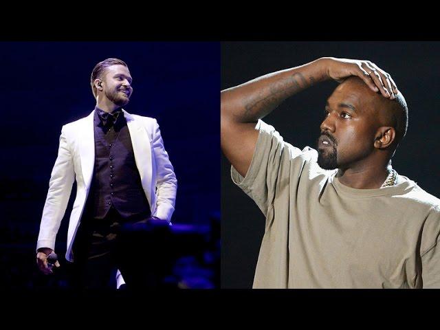 Justin Timberlake Calls Kanye West 'Cute' After VMAs Speech Dig
