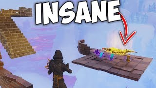 Complete The NINJA ASSAULT COURSE For INSANE PRIZES! - Fortnite Save The World