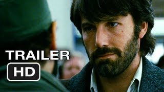 Argo - Argo Official Trailer #1 (2012) Ben Affleck Thriller Movie HD