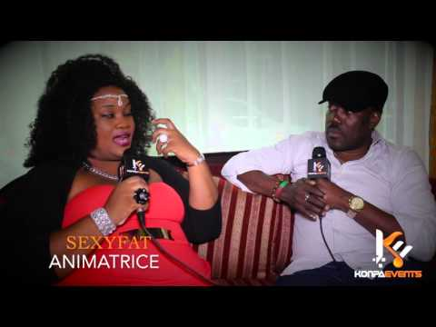One -on- One with  Guyana Francaise's Radio Hostess Annie Casimir SEXYFAT