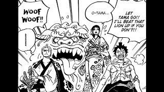 OPERATION RESCUE TAMA One Piece Chapter 917 #MangaNerdigan Live Reaction