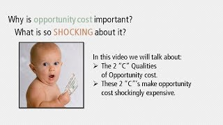 The Shocking Penalty of Opportunity Cost