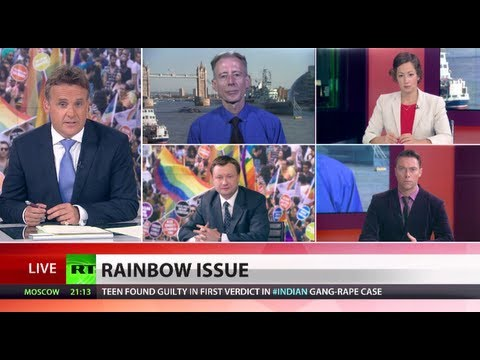 Is it dangerous to be gay in Russia?