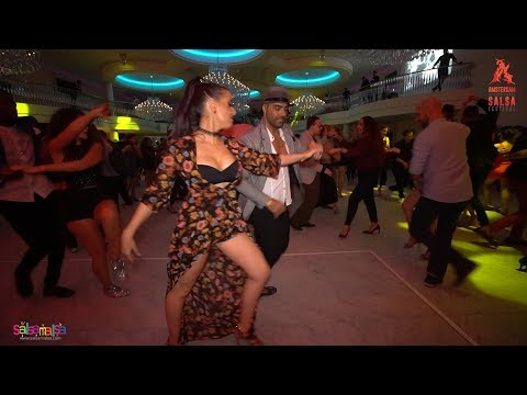 Fadi Fusion & Nuria Rodriguez Dieste Social Salsa - AISF-2017
