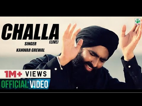 Kanwar Grewal Chhalla Live Full Song {nakodar Mela 2013} video