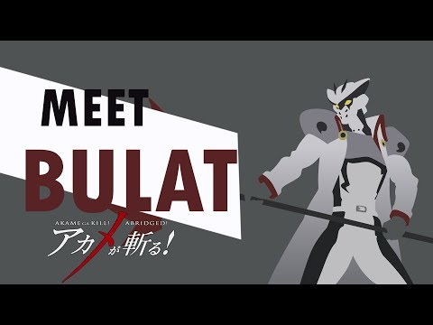 Akame ga Kill! Abridged! Meet Night Raid - Bulat