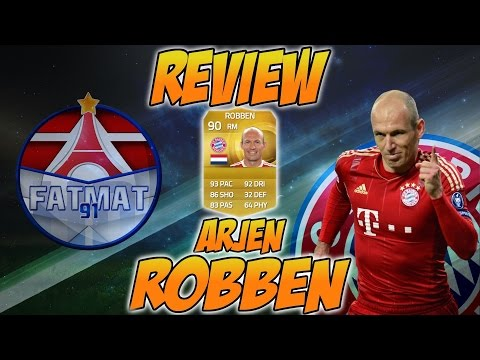 FUT15 | Player Review | Arjen Robben (MD : 90) ! [FR]