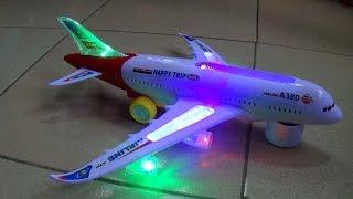Plane toy Máy bay đồ chơi trẻ em chạy pin самолет игрушки  飛行機のおもちゃ 비행기 장난감 Kid Studio