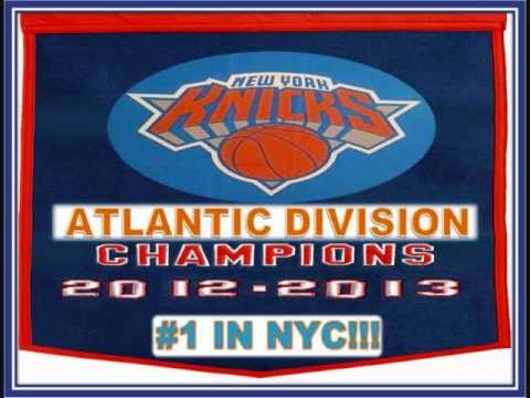 NY KNICKS  TRIBUTE: 'Orange & Blue/Go KNICKS (Pt. I: The 'NYC Rivalry' Version)'