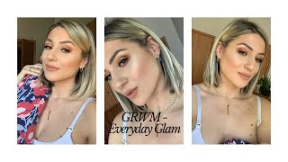 SPRING-SUMMER ALL DAY TIME MAKEUP - GRWM || GIO DREVELI ||