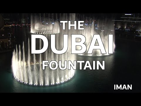 The Dubai Fountain: Mon Amour - Shot edited With 5 Hd Cameras - 7 Of 9 (high Quality!) video